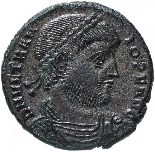 Римская империя, Ветранион, 350-351 гг, майорина. Vetranio