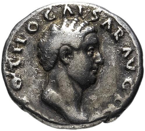 Римская империя, Отон, 69 год, Денарий. Серебро. Otho Denarius