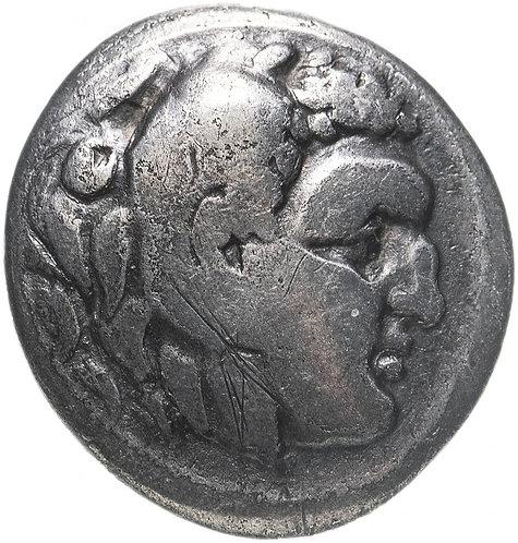 Греция, Мезия, Каллатис, III-II вв. до Р.Х., Драхма. Moesia, Kallatis