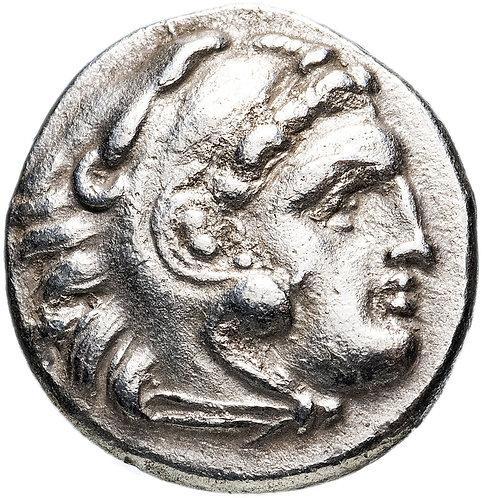 Македония, Александр III Великий, 336-323 годы до Р.Х., драхма. (Пегас)