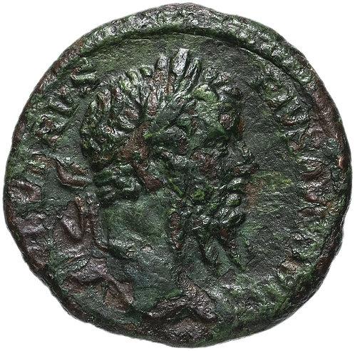Римская империя, Септимий Север, 193-211 годы, Асс. (Бронза)