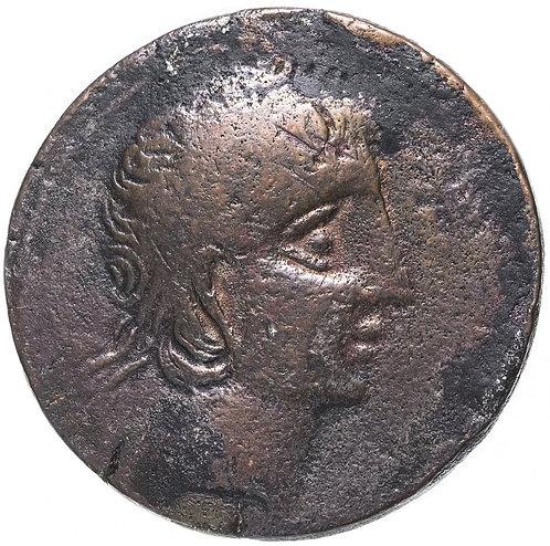 Иберия, Кастуло, 200-150 годы до Р.Х., Асс. Iberia, Castulo AE As