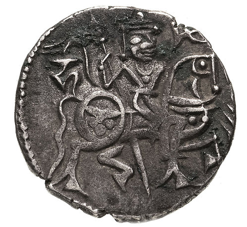 Шахи Кабула и Гандхары, Худаваяка (Камалука), 903-915 годы, Драхма.