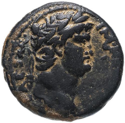 Римская империя, провинция Сирия, Нерон, 54-68 годы, «семис».