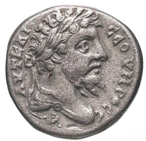 Римская империя, провинция Сирия, Септимий Север, 193-211 гг, Тетрадрахма. Орёл