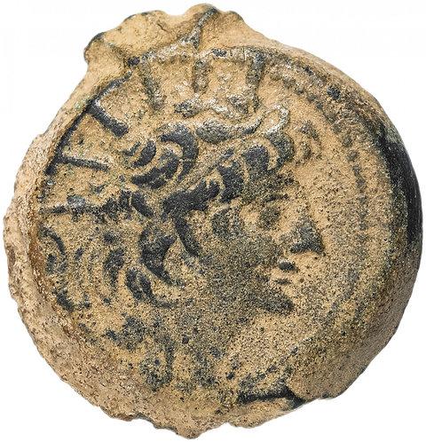 Селевкиды, Александр II Забина, 128-122 гг. до н.э., АЕ23.Alexander II Zabinas