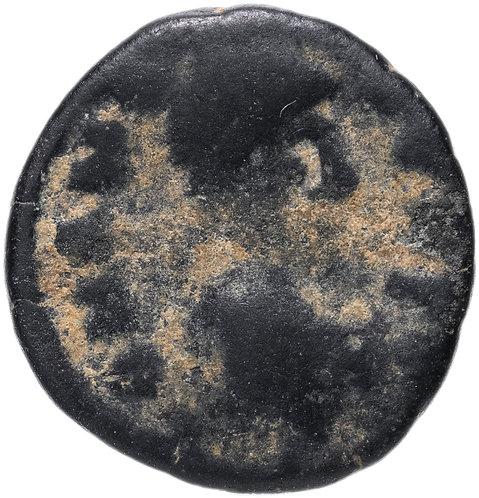 Византийская империя, Анастасий I, 491-518 годы, пентануммий. (5 нуммиев)