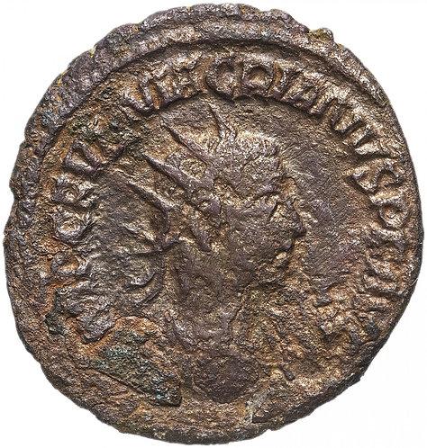 Римская империя, Макриан, 260-261 годы, антониниан.