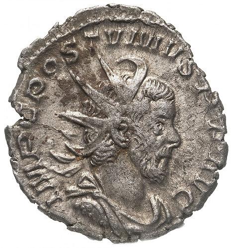 Римская империя, Постум, 259-269 годы, антониниан. Postumus Antoninianus