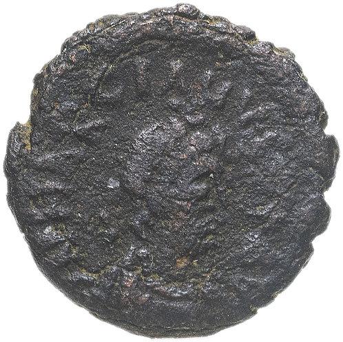 Римская империя, Марциан, 450-457 годы, Нуммий. Marcianus AE