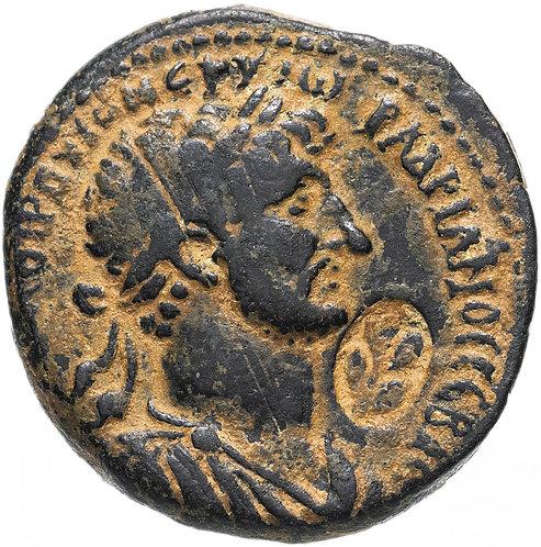 Рим, провинция Сирия, Селевкия Пиерия, Адриан, 117-138 годы, AE27 «асс».