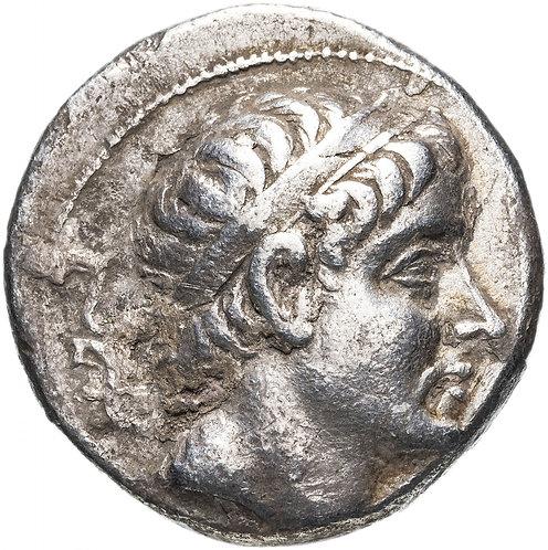 Государство Селевкидов, Антиох III Великий, 222-187 годы до Р.Х.,Тетрадрахма.