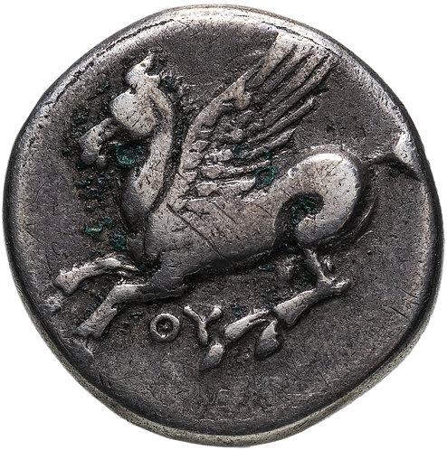 Акарнания, Фиррейон, 320-280 гг. до н.э., Cтатер. (Пегас) AKARNANIA, Thyrrheion.