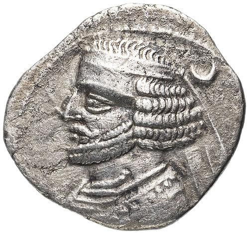Парфянское царство, Ород II, 57-38 годы до Р.Х., Драхма. (Parthia)