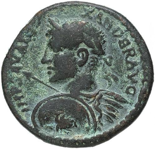 Римская империя, Александр Север, Троада (Александрия Троадская), 222-235 годы