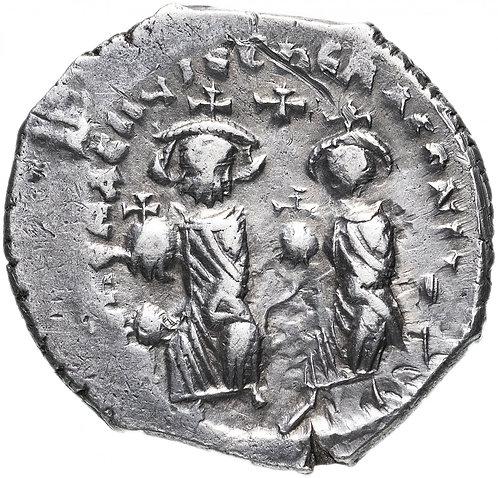 Византийская империя, Ираклий, 610-641 годы, Гексаграмма. Byzantine