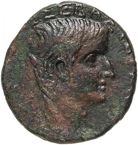 Римская империя, провинция Сирия, Тиберий, 14-37 годы, Антиохийский Асс.