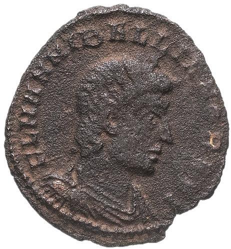 Римская империя, Ганнибалиан, 335-337 годы, Центенионалий.