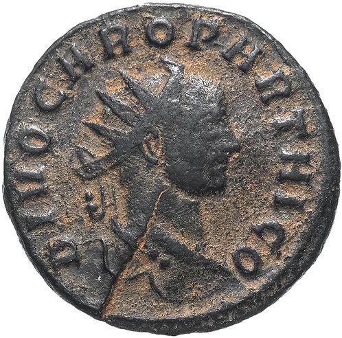 Римская империя, Кар, 282-283 годы, Аврелианиан.