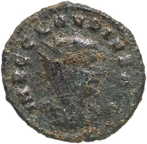 Римская империя, Клавдий Готский, 268-270 годы, антониниан. Claudius II Gothicus