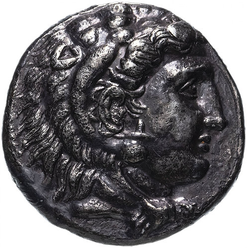 Македония, Филипп III Арридей, 323-317 годы до Р.Х., Тетрадрахма.