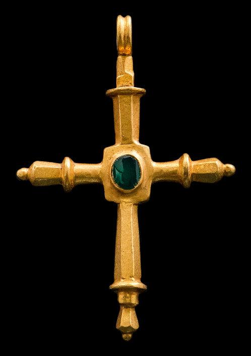 Золотой Византийский Крест 7-8 Век