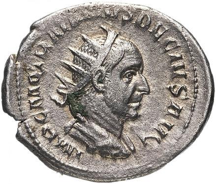 Римская империя, Траян Деций, 249-251 годы, Антониниан. (Серебро)