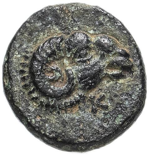 Иония, Клазомены, середина-конец IV века до Р.Х., АЕ10.
