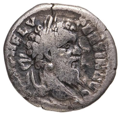 Римская империя, Пертинакс, 192-193 годы, Денарий. Pertinax AR Denarius