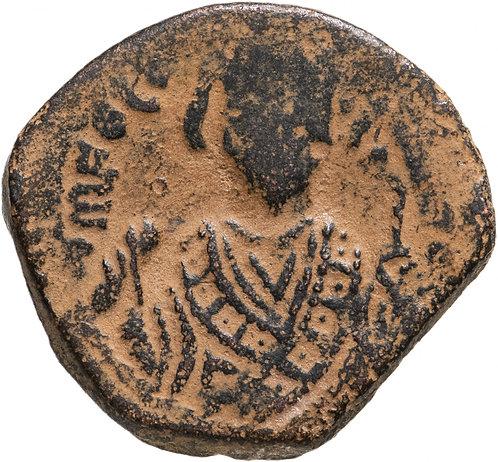 Византийская империя, Фока 602-610 гг., Фоллис (40 Нуммиев) Phocas