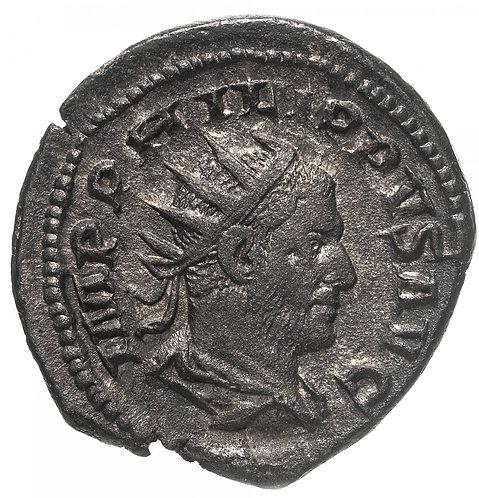 Римская империя, Филипп I Араб, 244-249 годы, Антониниан. Philip Arab, Antoninia
