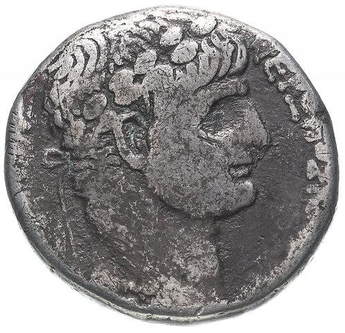 Римская империя, провинция Сирия, Нерон, 54-68 годы, тетрадрахма. Nero Tetradrac