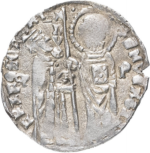 Венецианская республика, Франческо Фоскари, 1423-1457 годы, гроссо.