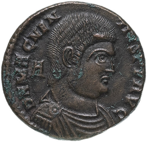 Римская империя, Магненций, 350-353 годы, Майорина.