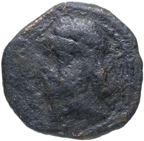 Парфянское царство, Фраат II, 132-126 годы до Р.Х., Халк.