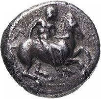 Киликия, Келендерида, 430-420 годы до Р.