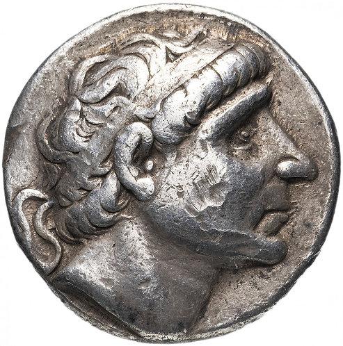 Государство Селевкидов, Антиох I Сотер, 281-261 годы до Р.Х.,Тетрадрахма.