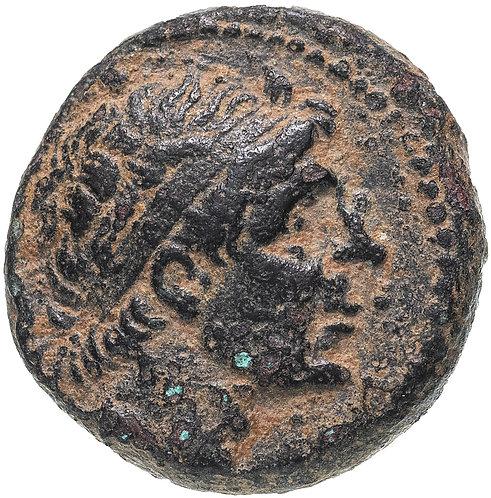 Государство Селевкидов, Антиох I Сотер, 281-261 годы до Р.Х., АЕ17.