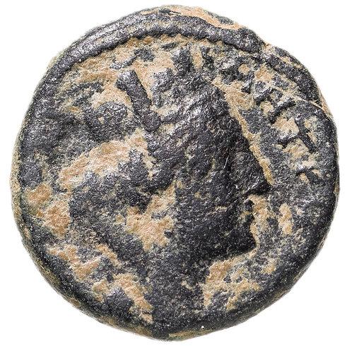 Сирия, Антиохия-на-Оронте, квази-автономная чеканка (под римским протекторатом)