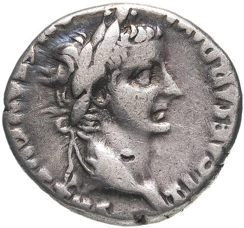 Римская империя, Тиберий, 14-37 годы., Денарий. Tiberius (Tribute Penny)