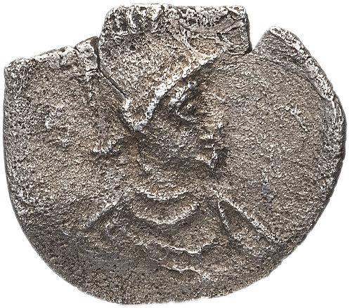 Византийская империя, Юстиниан I, 527-565 годы, 1/2 Силиква.