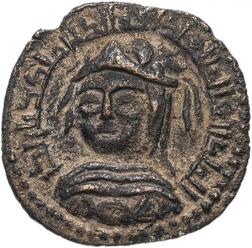 Артукиды Мардинов, Наджм ад-дин Алпы, 1152-1176 годы, AE Дирхем.