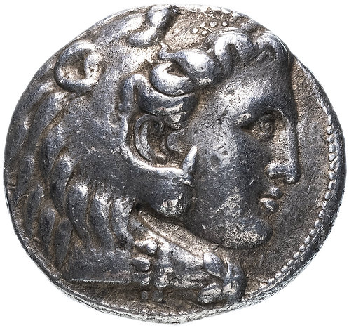 Македония, Филипп III Арридей, 323-317 годы до Р.Х.,Тетрадрахма. (Селевк I)