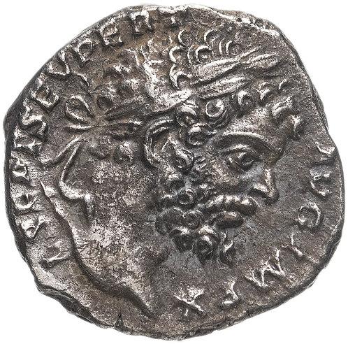 Римская империя, Септимий Север, 193-211 годы, денарий. Septimius Severus, Denar