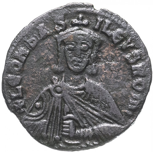 Византийская империя, Лев VI, 886-912 годы, Фоллис. Leo VI the Wise