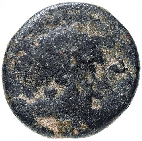 Сирия, Антиохия-на-Оронте под римским протекторатом, I век, трихалк. баран