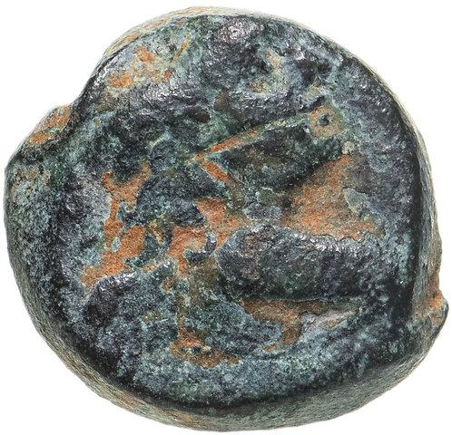 Государство Селевкидов, Антиох VII Сидет, 138-129 годы до Р.Х., АЕ17.
