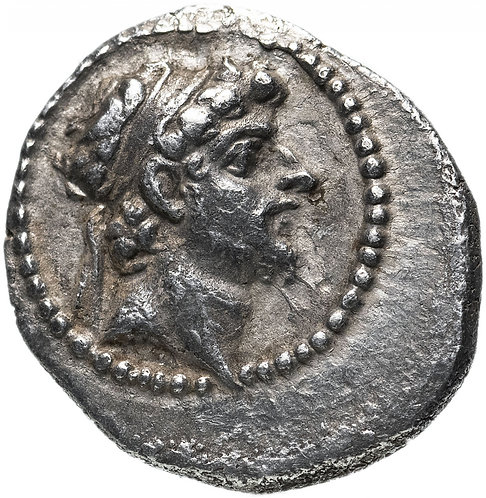 Г. Селевкидов, Селевк VI Эпифан Никатор, 96-94 годы до Р.Х., гемидрахма. серебро