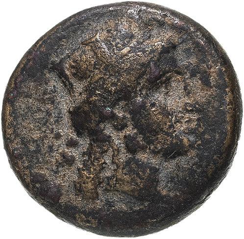 Царство Птолемеев, Птолемей I Сотер, 323-305 годы до Р.Х., гемиобол. Ptolemy I.