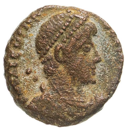 Римская империя, Валент, 364-378 годы, нуммий. Roman Imperial, Valens. AE